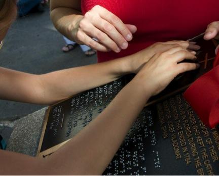 Braille Trail 2